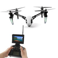 Wholesale WLtoys Q333 A G FPV G CH Axis Gyro Transformable RC Quadcopter with P HD FPV Camera