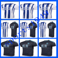 Wholesale 16 real sociedad Jerseys Shirt INIGO GRANERO AGIRRETXE X PRIETO Wholesalers home away rugby Jersey