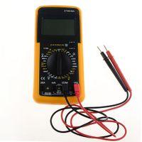 Wholesale Digital DT9205A Multimeter LCD ACDC Ammeter Resistance Capacitance Tester B00350