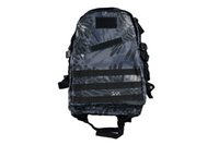 Wholesale Hiking Hiding Camouflage Style Bag War Game Strategic Tactical Backpack High capacity Sports Bags Camping High Quality L069