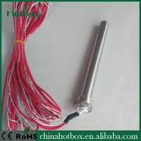 Wholesale Industrial V V V V Cartridge Heater For Plastic Mold with thermocouple