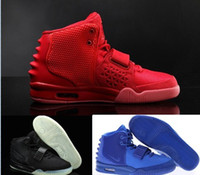 Wholesale west Red October West Trendy shoes sneakers man and woman basketball shoes size eur