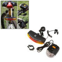 Wholesale Multifunction Versatile Bicicleta Set Mountain Bike Light Turn Signal Bicycle Taillight Electronic Bell Horn Brake Lights
