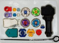 Wholesale 2015 new hot sell pc beyblade with launch Beyblade Exclusive spinning top