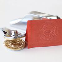 Wholesale Custom Embosser Stamp Personalized wedding Embosser Seal business logo embosser