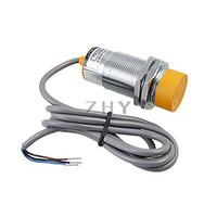 Wholesale DC V mA NO wire Capacitance Proximity PNP Switch Sensor Detector mm