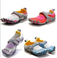 athletics swimming - WoMens Hiking Shoe Five Fingers Athletic Shoes Rock Flats Outdoor Sneakers Yoga Swim Top Quality Trainer Shoes