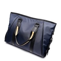 backpacks briefcases - 2016 new han edition men s bags handbag business casual briefcase a inclined shoulder bag the bag waterproof backpack wear resisting contr