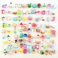 best toys shop - Hot Sales piece Cute Shopping Basket Figures Toys Shopkin Season Dolls Best Gifts For Kids Pretend Play Shopping Best
