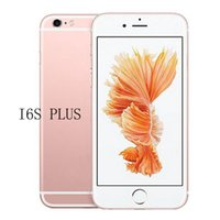 Wholesale Goophone i6s Plus inch G Phone call Dual Core MTK6572 Android Show GB GB Show G lte Unlocked cell Phones wifi VS s7 clone