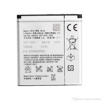 arc factory - factory cheap price battery for SNY Ericsson Akku BA750 NEU Xperia Arc Arcs LT15I LT18I mAh