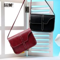 authentic handbags wholesale - spring female bag Crossbody single shoulder bag ladies handbag small authentic retro mini small