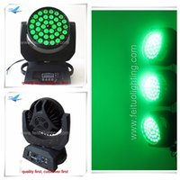 Wholesale feituo lighting stage effects equipment watt led moving head rgbw wash light