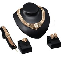 atmosphere jewellery - 2016 Hot selling in Europe jewelry sets new fashion Luxury atmosphere jewelry set design Popular women s high quality jewellery