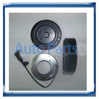 Wholesale Calsonic CSV613 A C Magnetic clutch pulley assembly For BMW E46 Z4 i i i Z4 i