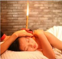 Wholesale 6pcs New arrival generation ear candle aromatic ear candle ear candle detoxifies