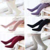 baby girl twist - Baby Kids Cotton Pantyhose Pantynose Twist Strip Socks Years Old Girls Socks Walking Children Warm Socks Clothing Colors