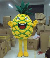advertising materials - Easter pineapple Mascot Costume Adult Size Mascot Costume fancy dress Party Advertising and carnival Costume EPE material