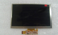 Wholesale hot sell inch TM070DDH09 LCD Screen Display For Lenovo IdeaTab A2107 A2 Tablet PC