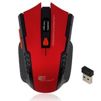 Cheap Best 2.4Ghz Mini portable Wireless Optical Gaming Mouse Mice Professional Gamer Mouse For PC Laptop Desktop New Hot Worldwide