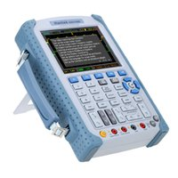 Wholesale Hantek DSO1060 MHz MSa s Digital Storage Oscilloscope Handheld Scope Meter Dual Channel Multimeter