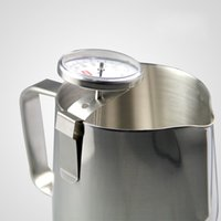 Wholesale Stainless Steel Sensor Cooking Milk Food Coffee Thermometer with Large Dial Tamper Perfect