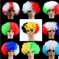 Cheap tell us you need European Cup wig Best Long Boy Football Cheerleaders Fan