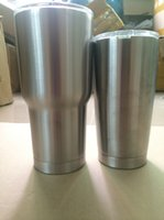 plastic cup beer - Capacity Stainless steel Vacuum Beer double wall car tumbler yeti cup mug thermos Beer Glass