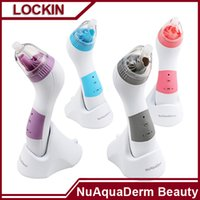 Wholesale 2016 Nuaquaderm Beauty Equipment Multi Functional Device Nuaquaderm skin care tools keep Rejuvenation reduce speckle Magic Deviece VS PMD