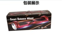 battery powered skateboards - free UPS shipping lithum battery powered balance car at low cost from China factory