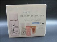 Wholesale Hot item Emulsion ecologique selection voyage moisturizing whitening cream set