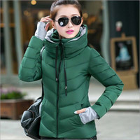 arrival worsted leisure - The arrival of new winter cotton padded clothes fashion warm and thickening coat leisure flower jacket cushion layer