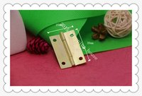 Wholesale 50pcs Hardware accessories box small hinges mm mm