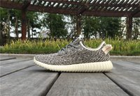 Cheap Adidas Originals Kanye Milan West Yeezy Boost 350 Men's & Women's 2016 Outdoor Shoes Fasion Sports Running Shoes Free Shipping With Box