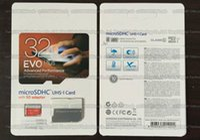 Wholesale 16GB GB GB GB EVO Plus micro sd card Class10 smartphone TF card C10 Tablet PC Storage card Cellphone camera