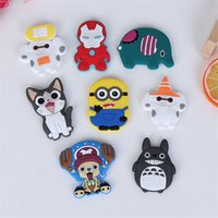 Wholesale Powerful Magnet for Fridge Magnets Post Child educational Cartoon Decoration of PVC Soft Rubber Silicone Fridge Magnets
