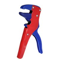 Wholesale New Automatic Self Crimper Stripping Cutter Adjusting Cable Wire Stripper