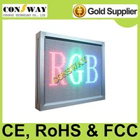 approved windows - and CE RoHS approved led window display screen with WIFI and size quot quot