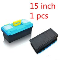 Wholesale Inch Plastic Tool Box Multifunctional Household Maintenance Tool Box Reinforced Vehicle Mounted Storage Box