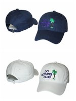 Wholesale DO Nothing Club Caps Letter Hats Sport Snapback Peaked Hip Hop Baseball Casquette Flat Panel Street Women Male Summer Professional Golf