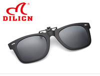 acrylic clip frames - 2016 new designer polarized clip sunglasses fashion clip no sunglasses high quality sunglasses lens for optical frame