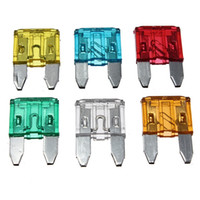 Wholesale New Assorted Car Auto Truck Mini Blade Fuse A A A A A A AMP Mixed