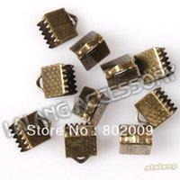 belt buckle components - 750pcs Iron Metal Connectors Buckle Clasp Components Fit Belt Bracelet Findings mm