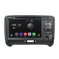 audi tt mirror - 7 Inch New Special Quad Core Android Touch Screen Mirror Link Car GPS DVD Player for TT
