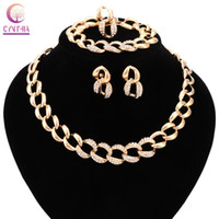 www.aliexpress.com - http www aliexpress com store product Jewelry sets women necklace for party wedding Trendy Direct Selling statement necklace with ear