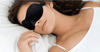 Wholesale 3D Sleep Rest Travel Eye Mask Sponge Cover Blindfold Shade Eyeshade Sleep Masks DHL
