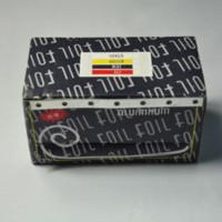 aluminum foil art - 1M Nail Remover UV Gel Nail Wraps Thick Aluminum Foil Nail Art Equipment Cheap Nail Art Equipment
