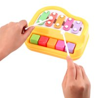 Wholesale Kid learning Toy Teaching Machine Small Xylophone Knock Musical Instrument Hot Selling