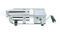Wholesale Stainless Steel Manual Horizontal Type Sausage Stuffer Filler l l L L