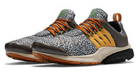 Wholesale 2016 Air Presto SE QS Tech Fleece Safari Sport Running shoes Breathe men Running Shoe Walking Sneakers size US7